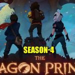 Dragon Prince season 4