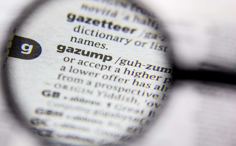 What is Gazumping?