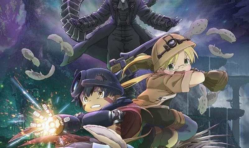 Made in abyss season 2
