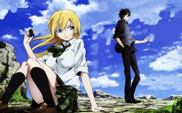 Btooom Season 2, characters like Ryota and Himiko, release date, plot and characters