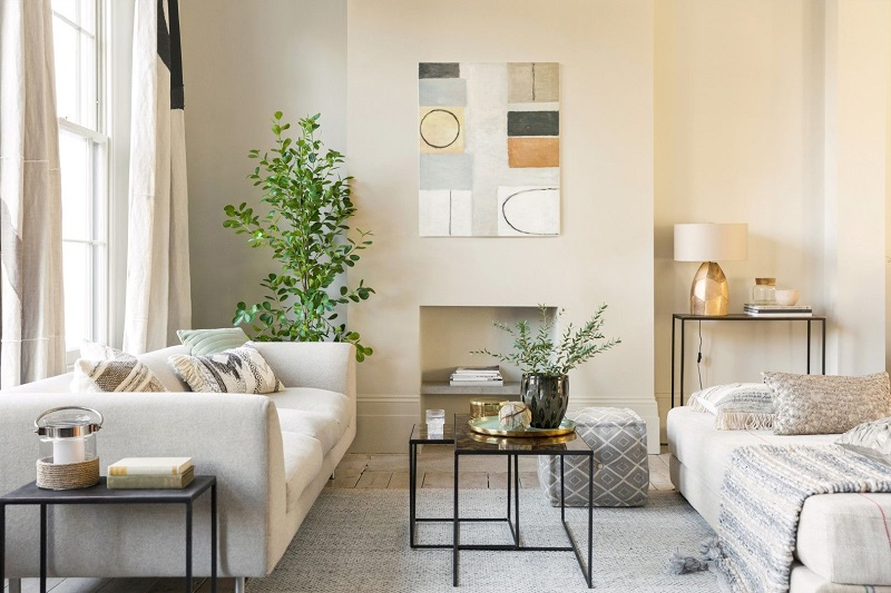 Scandinavian living room: the 6 key points you need to respect
