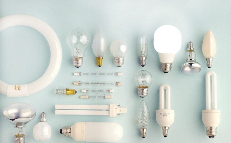 Types of light bulbs: which ones will help me save light