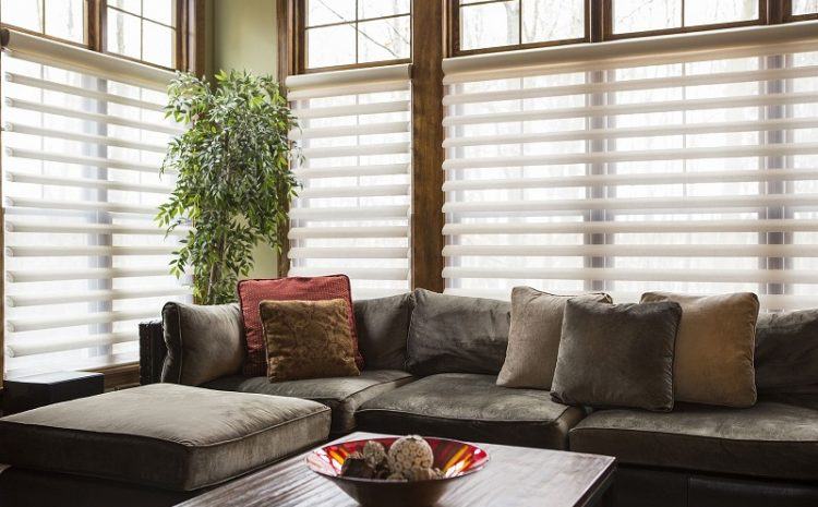 Types of blinds and characteristics