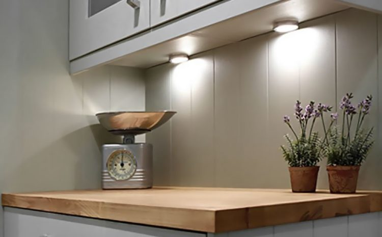 Tips for effectively lighting your kitchen